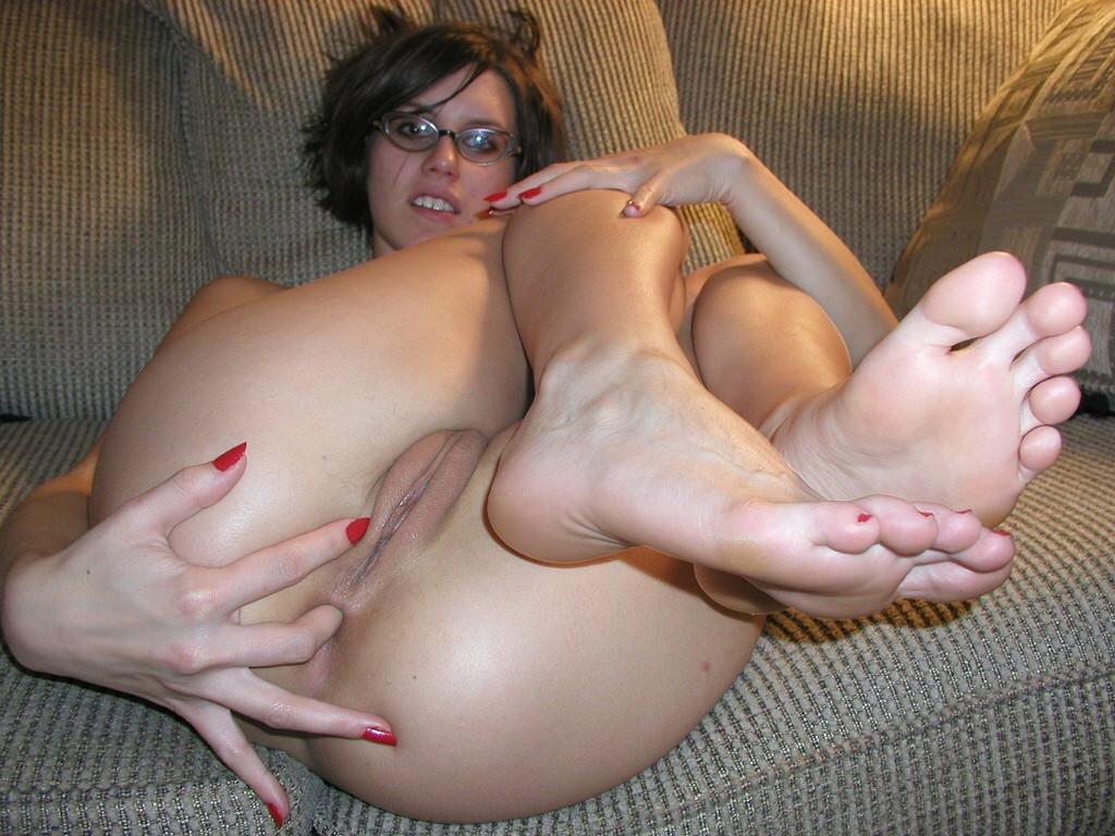 Порно Попа Пальчики